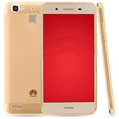 Housse Ultra Fine TPU Souple Transparente T03 pour Huawei P8 Lite Smart Or