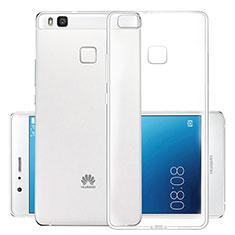 Housse Ultra Fine TPU Souple Transparente T03 pour Huawei P9 Lite Clair