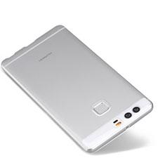 Housse Ultra Fine TPU Souple Transparente T03 pour Huawei P9 Plus Clair