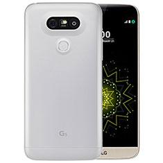 Housse Ultra Fine TPU Souple Transparente T03 pour LG G5 Clair