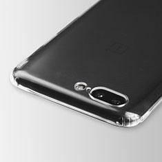 Housse Ultra Fine TPU Souple Transparente T03 pour OnePlus 5 Clair