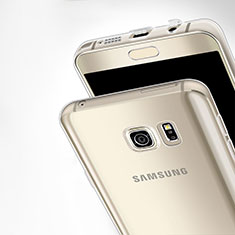 Housse Ultra Fine TPU Souple Transparente T03 pour Samsung Galaxy Note 5 N9200 N920 N920F Clair