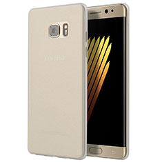 Housse Ultra Fine TPU Souple Transparente T03 pour Samsung Galaxy Note 7 Clair