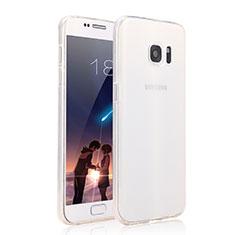 Housse Ultra Fine TPU Souple Transparente T03 pour Samsung Galaxy S7 G930F G930FD Clair