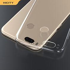 Housse Ultra Fine TPU Souple Transparente T03 pour Xiaomi Mi 5X Clair