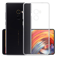 Housse Ultra Fine TPU Souple Transparente T03 pour Xiaomi Mi Mix 2 Clair