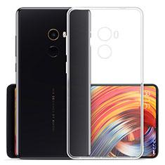 Housse Ultra Fine TPU Souple Transparente T03 pour Xiaomi Mi Mix Evo Clair