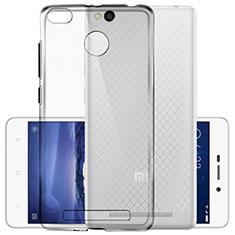 Housse Ultra Fine TPU Souple Transparente T03 pour Xiaomi Redmi 3 Pro Clair