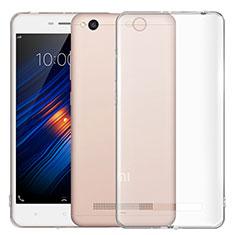 Housse Ultra Fine TPU Souple Transparente T03 pour Xiaomi Redmi 4A Clair