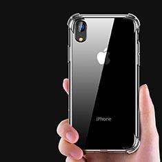 Housse Ultra Fine TPU Souple Transparente T04 pour Apple iPhone XR Clair