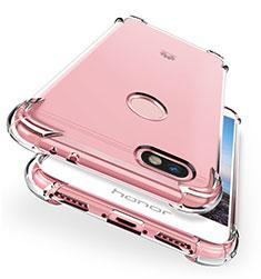 Housse Ultra Fine TPU Souple Transparente T04 pour Huawei Enjoy 7 Clair