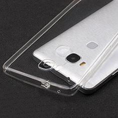 Housse Ultra Fine TPU Souple Transparente T04 pour Huawei GR5 Clair