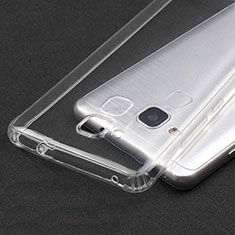 Housse Ultra Fine TPU Souple Transparente T04 pour Huawei GR5 Mini Clair