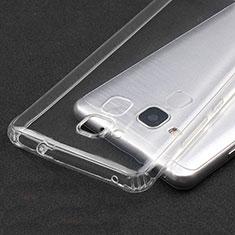 Housse Ultra Fine TPU Souple Transparente T04 pour Huawei Honor 5C Clair
