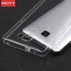 Housse Ultra Fine TPU Souple Transparente T04 pour Huawei Honor 7 Clair