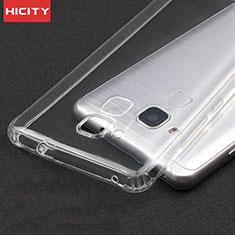 Housse Ultra Fine TPU Souple Transparente T04 pour Huawei Honor 7 Lite Clair