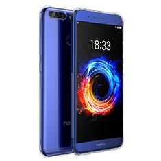 Housse Ultra Fine TPU Souple Transparente T04 pour Huawei Honor 8 Pro Clair