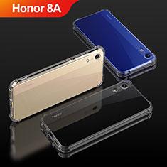 Housse Ultra Fine TPU Souple Transparente T04 pour Huawei Honor 8A Clair