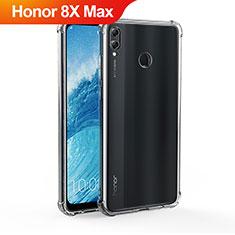Housse Ultra Fine TPU Souple Transparente T04 pour Huawei Honor 8X Max Clair
