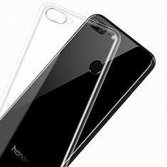 Housse Ultra Fine TPU Souple Transparente T04 pour Huawei Honor 9 Lite Clair