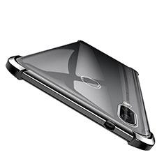 Housse Ultra Fine TPU Souple Transparente T04 pour Huawei Honor Note 10 Noir