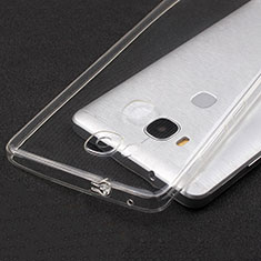 Housse Ultra Fine TPU Souple Transparente T04 pour Huawei Honor Play 5X Clair