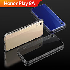 Housse Ultra Fine TPU Souple Transparente T04 pour Huawei Honor Play 8A Clair