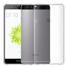 Housse Ultra Fine TPU Souple Transparente T04 pour Huawei Honor V8 Clair