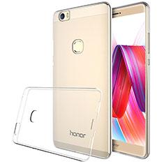 Housse Ultra Fine TPU Souple Transparente T04 pour Huawei Honor V8 Max Clair