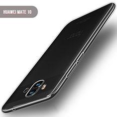 Housse Ultra Fine TPU Souple Transparente T04 pour Huawei Mate 10 Clair