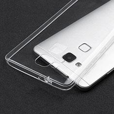 Housse Ultra Fine TPU Souple Transparente T04 pour Huawei Mate 7 Clair
