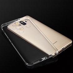 Housse Ultra Fine TPU Souple Transparente T04 pour Huawei Mate 9 Clair