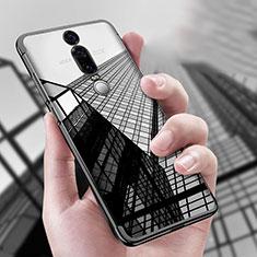 Housse Ultra Fine TPU Souple Transparente T04 pour Huawei Mate RS Noir