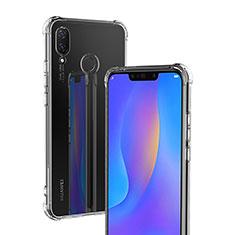 Housse Ultra Fine TPU Souple Transparente T04 pour Huawei P Smart+ Plus Clair
