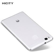 Housse Ultra Fine TPU Souple Transparente T04 pour Huawei P9 Lite Clair
