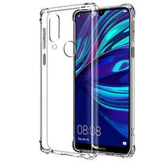 Housse Ultra Fine TPU Souple Transparente T04 pour Huawei Y7 (2019) Clair