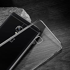 Housse Ultra Fine TPU Souple Transparente T04 pour OnePlus 3 Clair