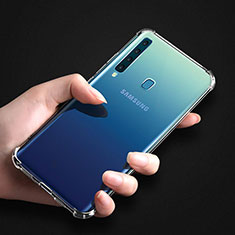 Housse Ultra Fine TPU Souple Transparente T04 pour Samsung Galaxy A9s Clair