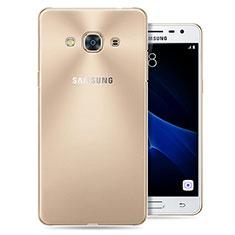 Housse Ultra Fine TPU Souple Transparente T04 pour Samsung Galaxy J3 Pro (2016) J3110 Clair