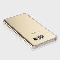 Housse Ultra Fine TPU Souple Transparente T04 pour Samsung Galaxy Note 5 N9200 N920 N920F Clair