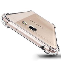 Housse Ultra Fine TPU Souple Transparente T04 pour Samsung Galaxy On5 (2016) G570 G570F Clair