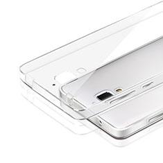 Housse Ultra Fine TPU Souple Transparente T04 pour Xiaomi Mi 4 Clair