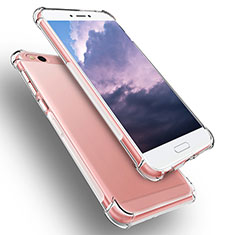 Housse Ultra Fine TPU Souple Transparente T04 pour Xiaomi Mi 5C Clair