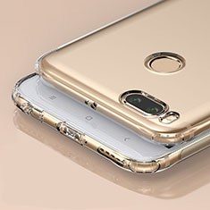 Housse Ultra Fine TPU Souple Transparente T04 pour Xiaomi Mi 5X Clair