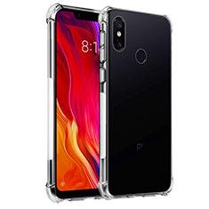 Housse Ultra Fine TPU Souple Transparente T04 pour Xiaomi Mi 8 Clair