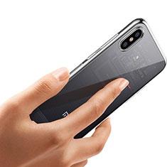 Housse Ultra Fine TPU Souple Transparente T04 pour Xiaomi Mi 8 Explorer Clair