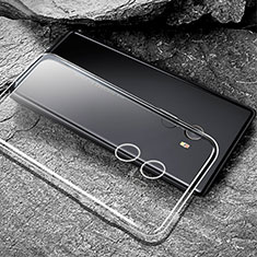 Housse Ultra Fine TPU Souple Transparente T04 pour Xiaomi Mi Mix 2 Clair