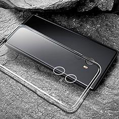 Housse Ultra Fine TPU Souple Transparente T04 pour Xiaomi Mi Mix Evo Clair