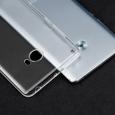 Housse Ultra Fine TPU Souple Transparente T04 pour Xiaomi Mi Note 2 Clair
