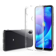 Housse Ultra Fine TPU Souple Transparente T04 pour Xiaomi Mi Play 4G Clair